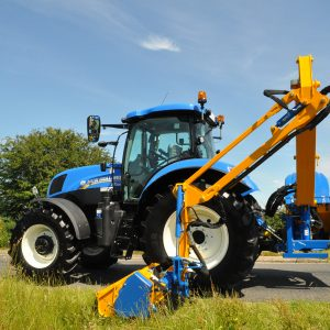 BOMFORD HAWK EVO VFA 6.0M – VARIABLE FORWARD ARM – REACH ARM FLAIL MOWER