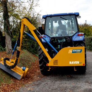 BOMFORD RAVEN 4.7M – REACH ARM FLAIL MOWER (NON-SLEW)